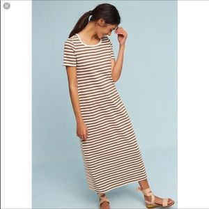 Anthro Saturday Sunday jersey knit comfy maxi dres